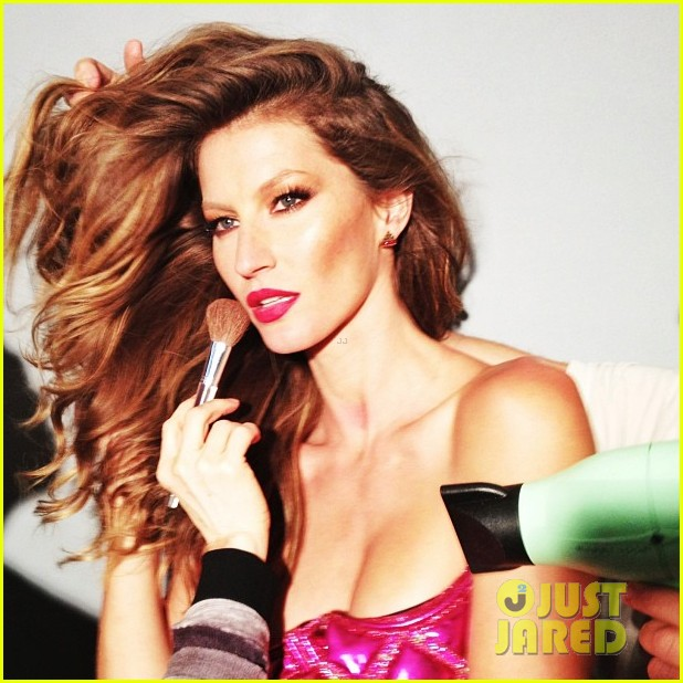 gisele bundchen proud of harry joshs eco friendly hair dryer 022956118