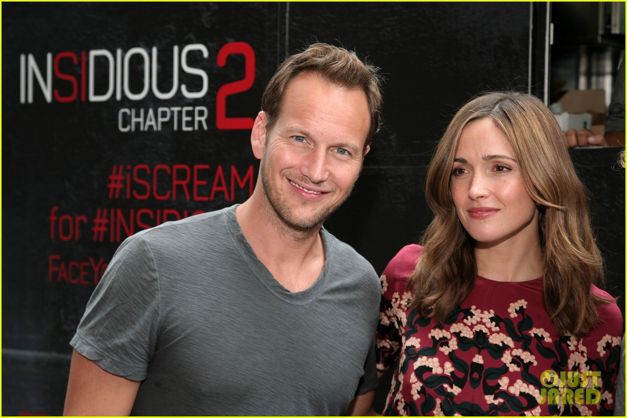 rose byrne patrick wilson promote insidious chapter 2 09
