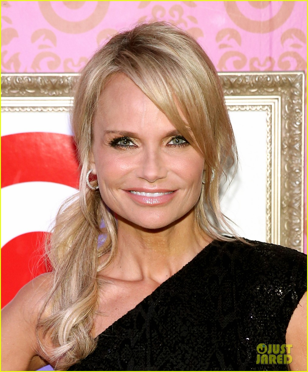 kristin chenoweth chris march for target launch event 022960871