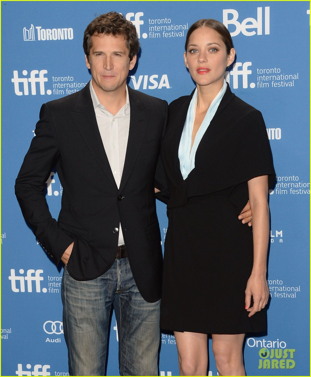 marion cotillard blood ties tiff press conference 15