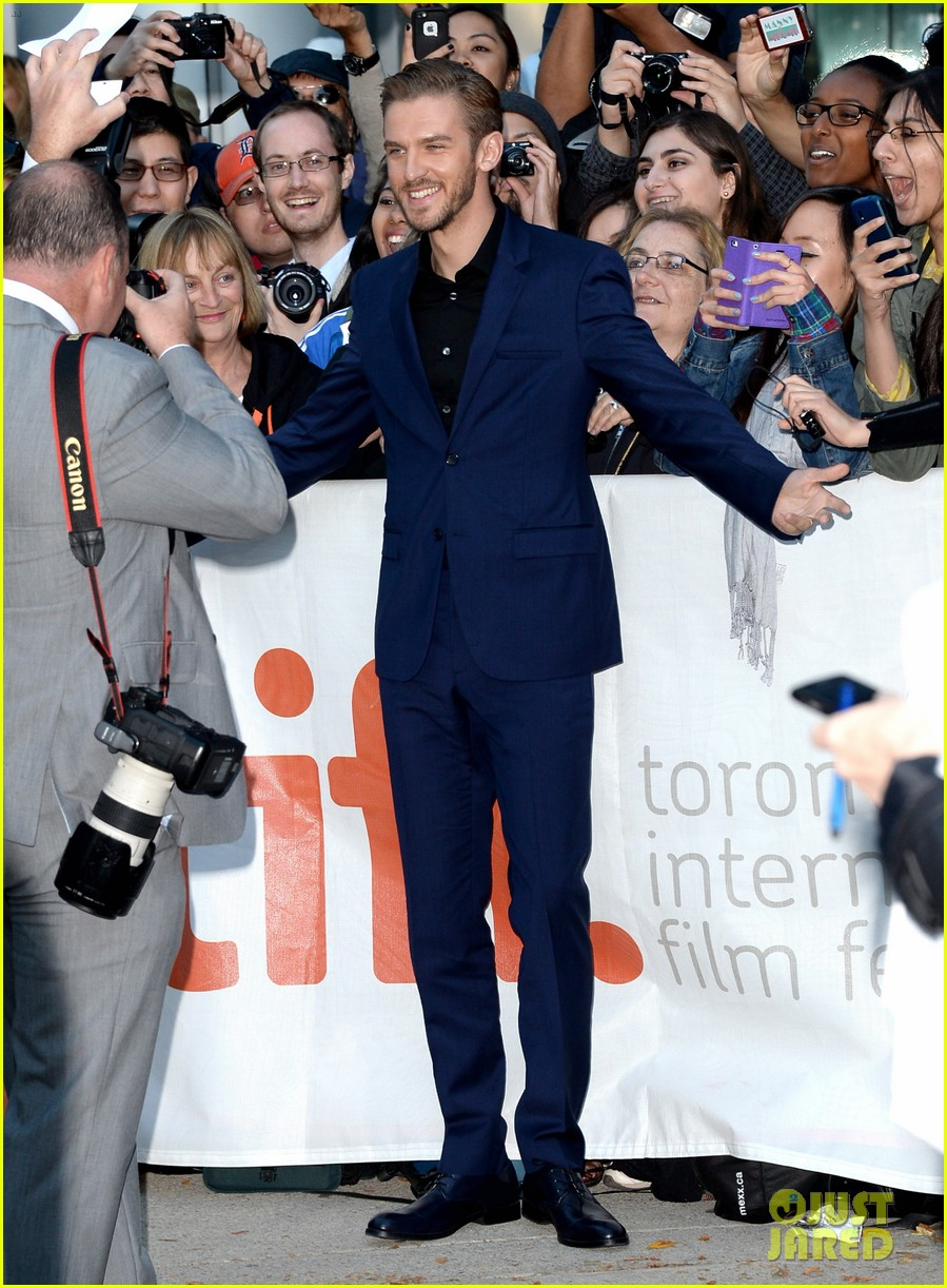 benedict cumberbatch daniel bruhl fifth estate at tiff 20