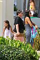 matt damon miami vacation with wife luciana girls 12