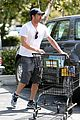 patrick dempsey labor day shopping after grand prix race 11