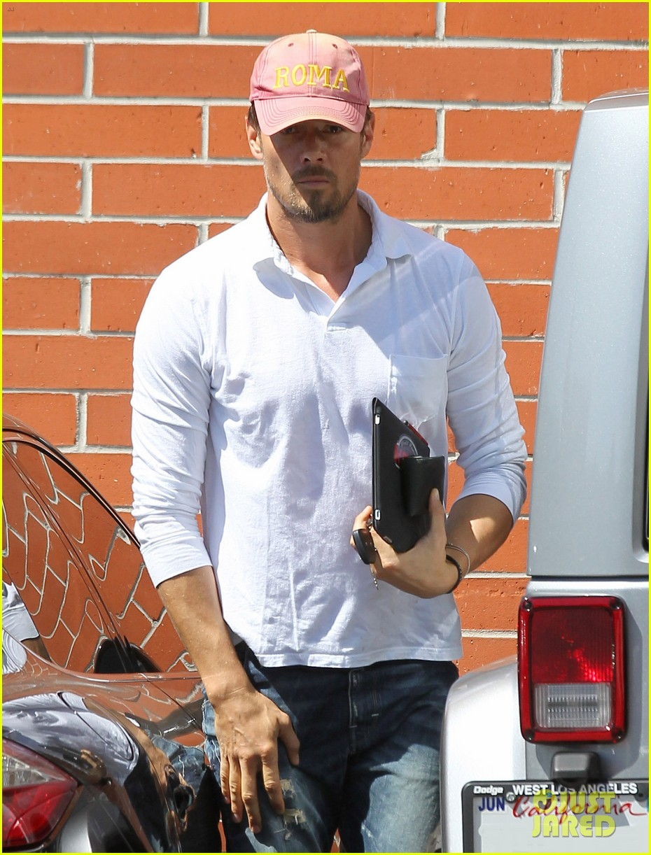 josh duhamel embraces new meaning of dilf 13