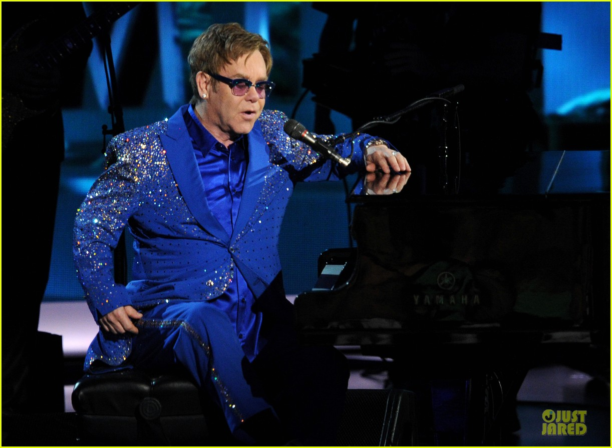 elton john emmys 2013 performance watch now 10