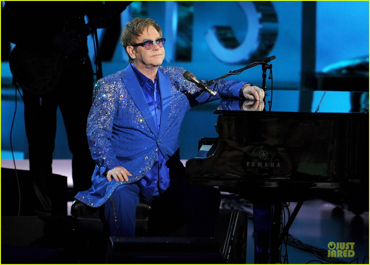 elton john emmys 2013 performance watch now 132958339