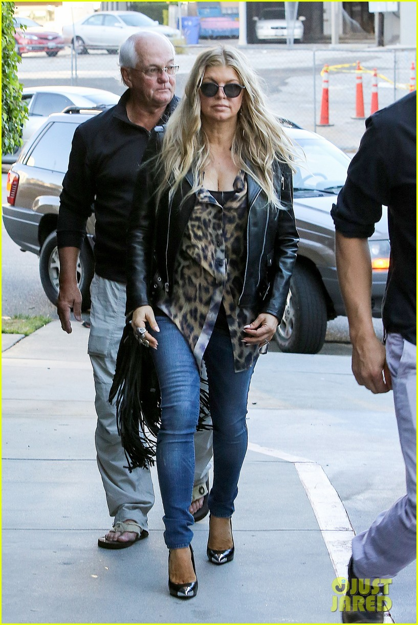 fergie josh duhamel date night duo 12