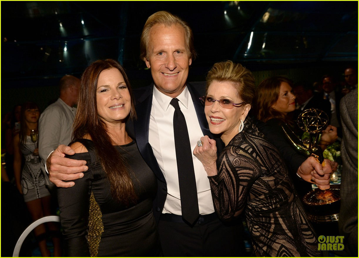 jane fonda marcia gay harden hbo emmys after party 2013 02