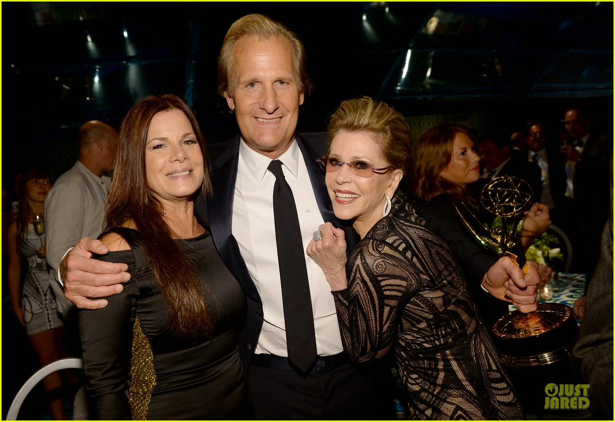 jane fonda marcia gay harden hbo emmys after party 2013 112958744