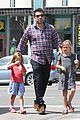 jennifer garner ben affleck separate outings with the kids 22