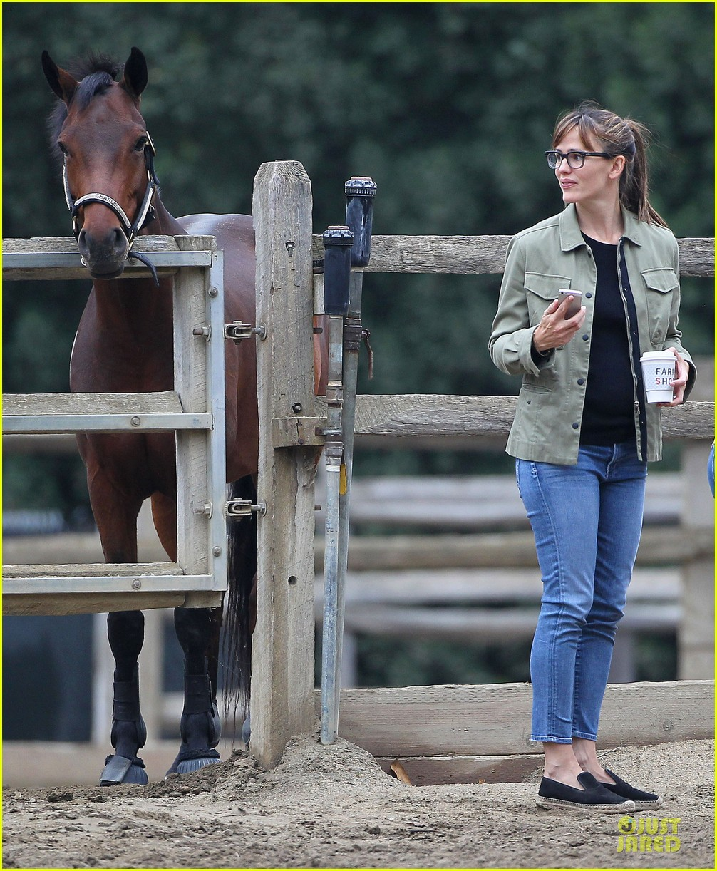 jennifer garner fox developing the whole shebang 132956346