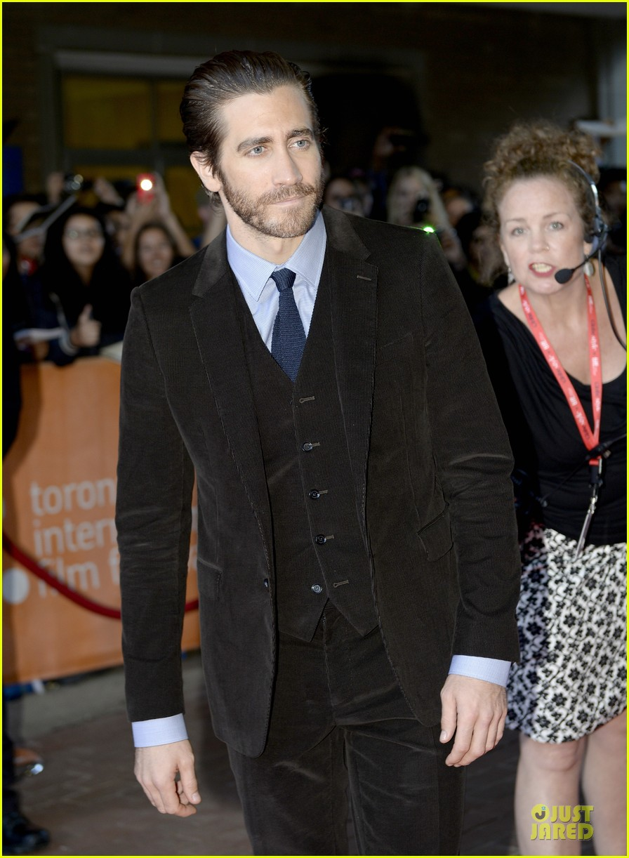 jake gyllenhaal enemy premiere at toronto film festival 06