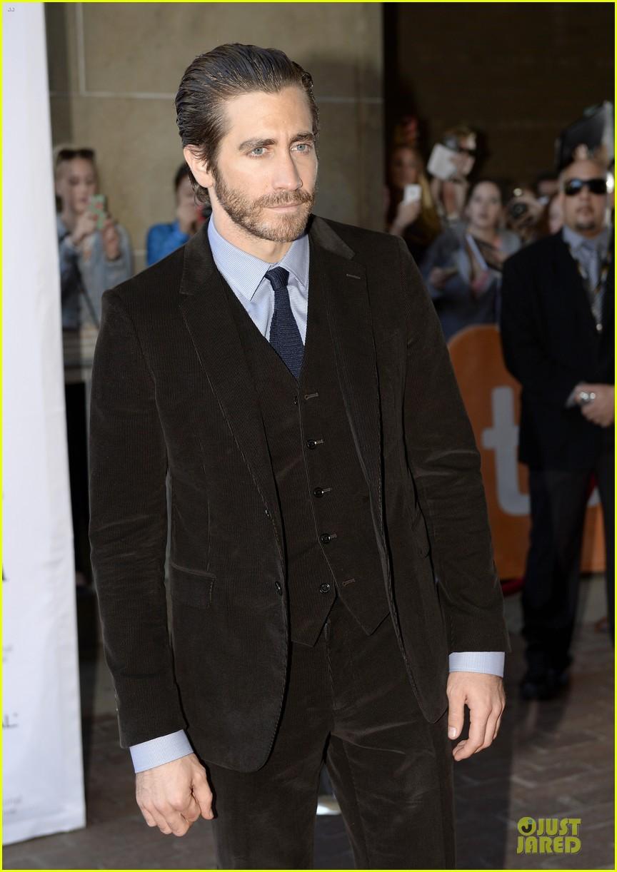 jake gyllenhaal enemy premiere at toronto film festival 16