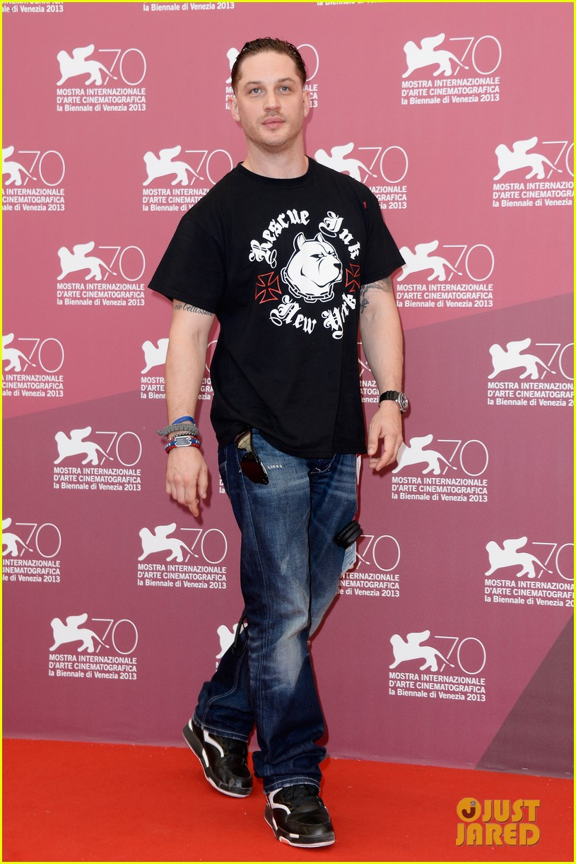 tom hardy locke photo call at venice film festival 072942313