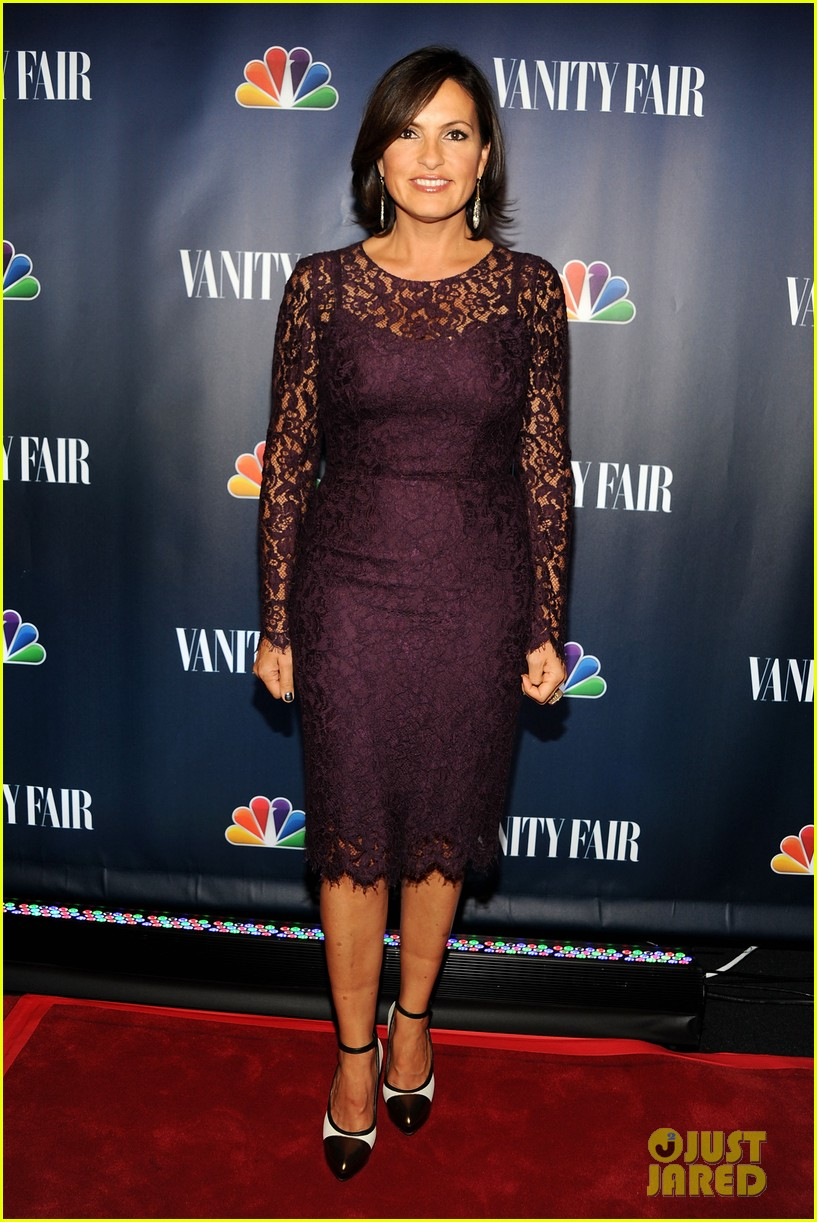 mariska hargitay doutzen kroes nbc fall launch party 01