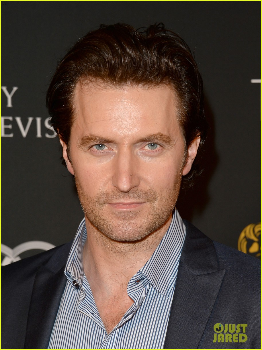 kit harington richard armitage bafta la tv tea party 2013 012957079