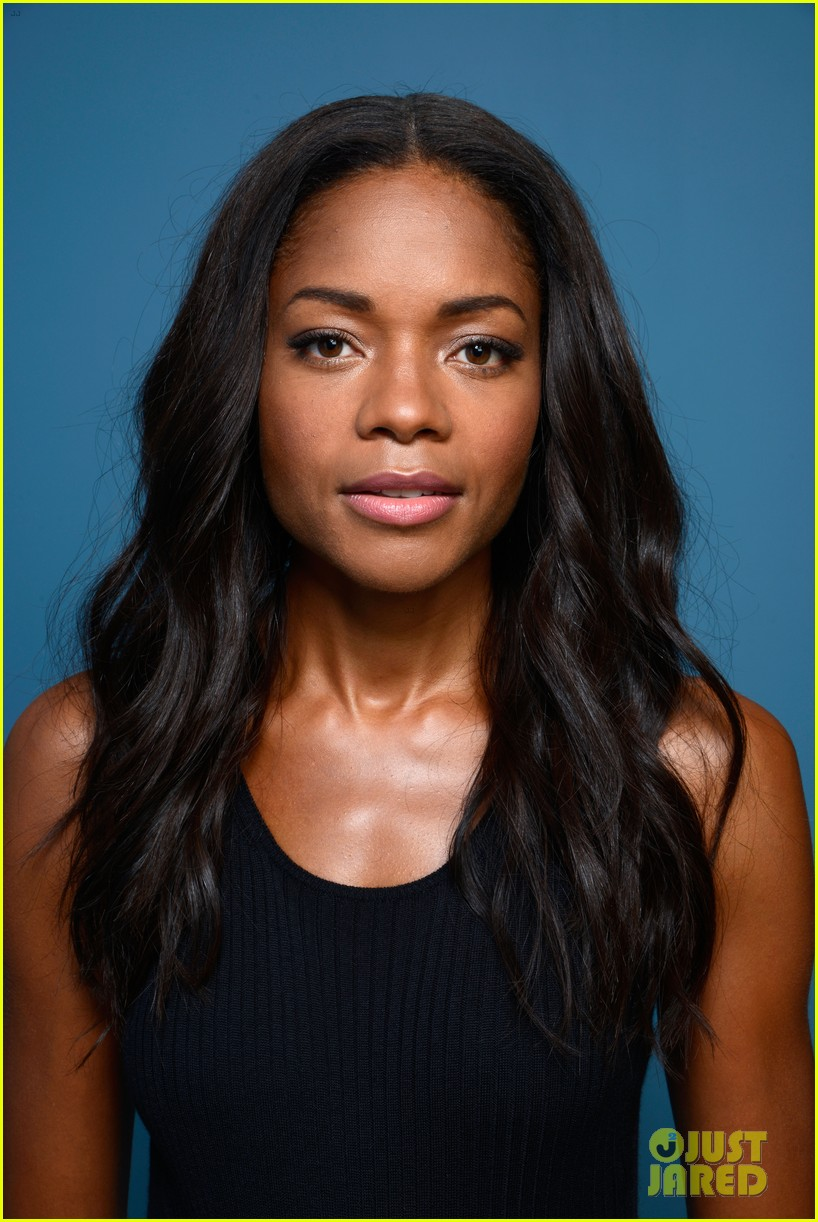 naomie harris idris elba mandela tiff press conference 142946997