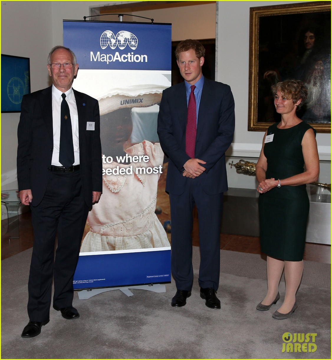 prince harry mapaction reception for charity 032960704