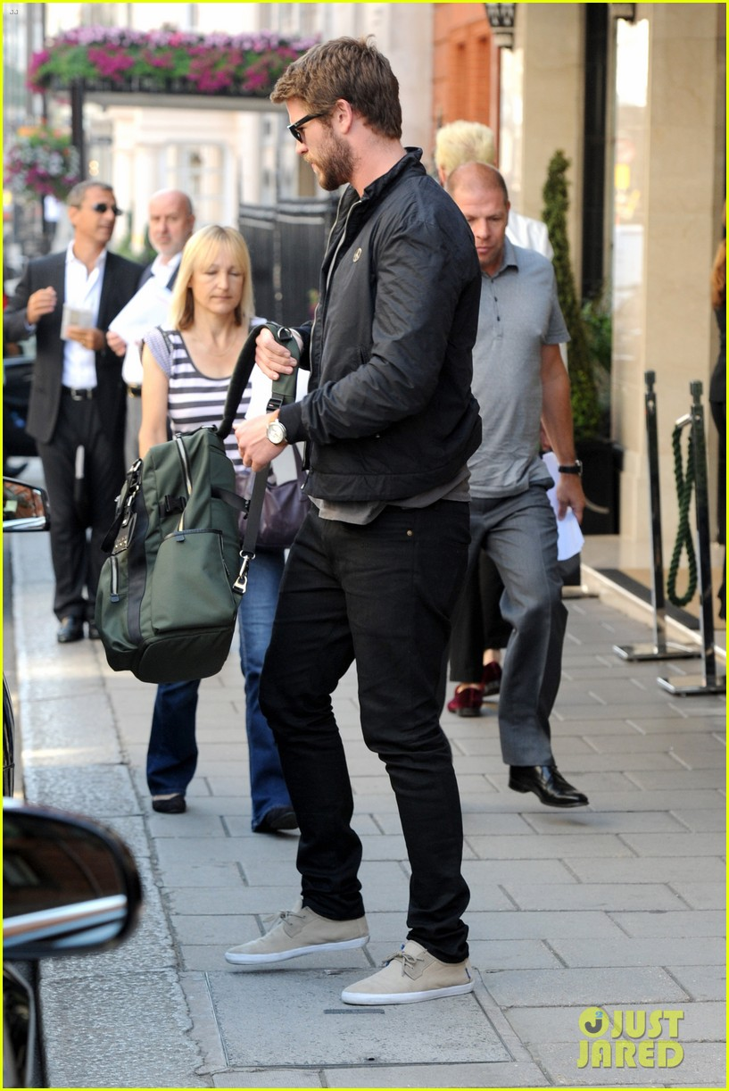 liam hemsworth steps out in london miley cyrus records in l a 072944440