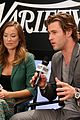 chris hemsworth olivia wilde variety studio at tiff 2013 09