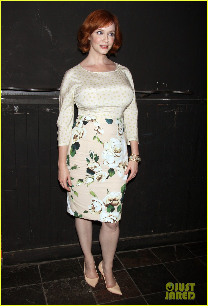 christina hendricks taye diggs everything is ours opening 10