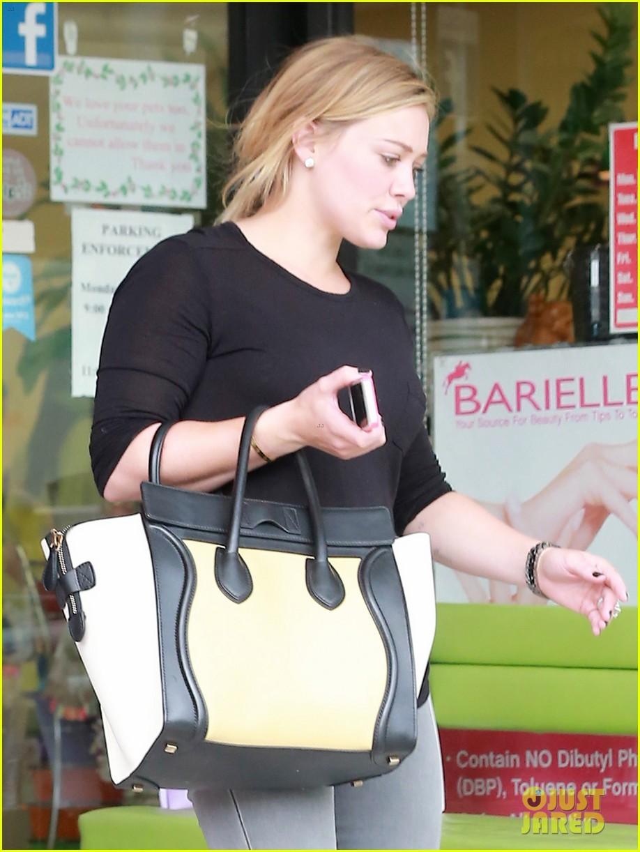 hilary duff girls day out with lisa stelly 21