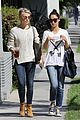 julianne hough cara santana lemonade lunch ladies 01