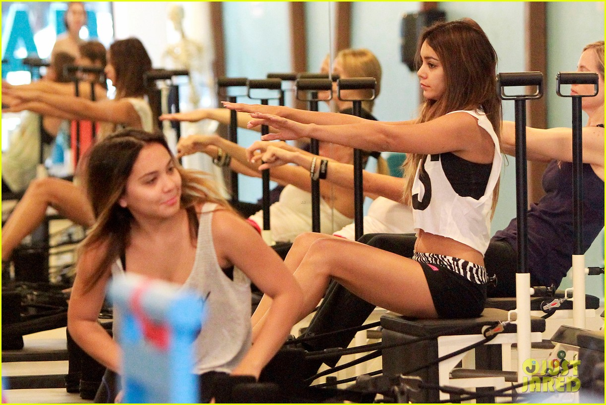 vanessa hudgens friday morning pilates with stella 01