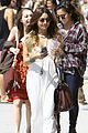vanessa hudgens spends sunday with stella 19