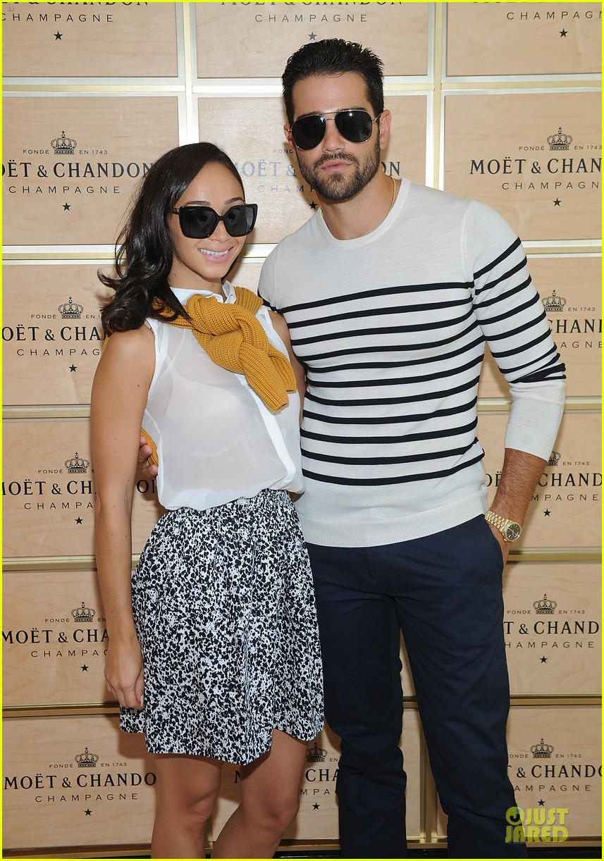 hugh jackman jesse metcalfe us open womens final 07