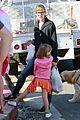 jennifer garner ben affleck mom take kids shopping 08