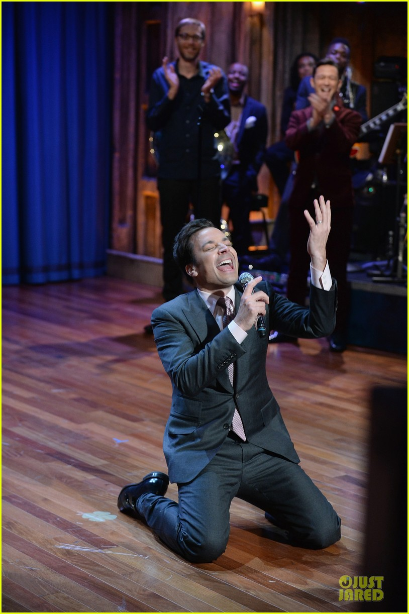 joseph gordon levitt lip synching contest on fallon 10