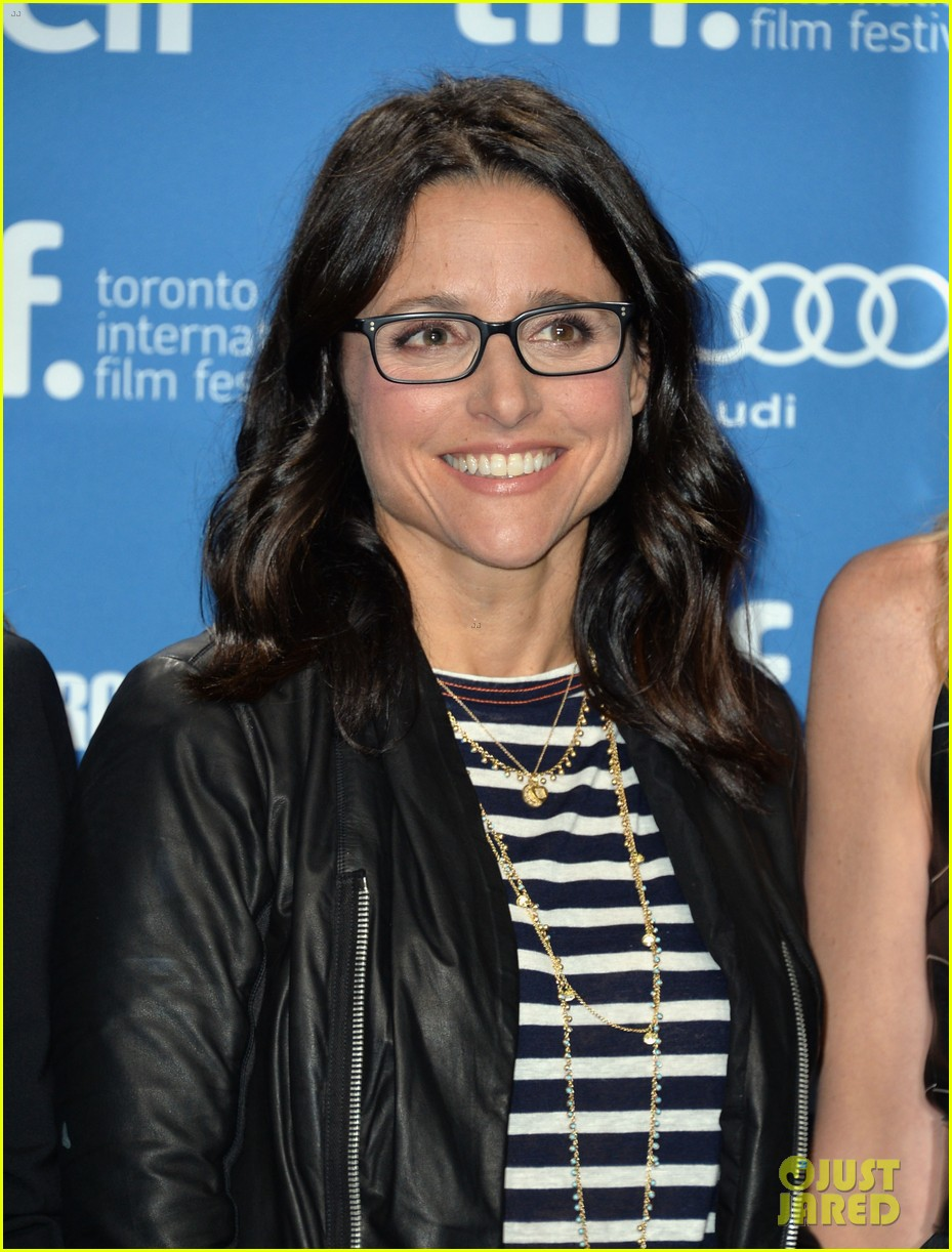 julia louis dreyfus enough said tiff press conference 142947347