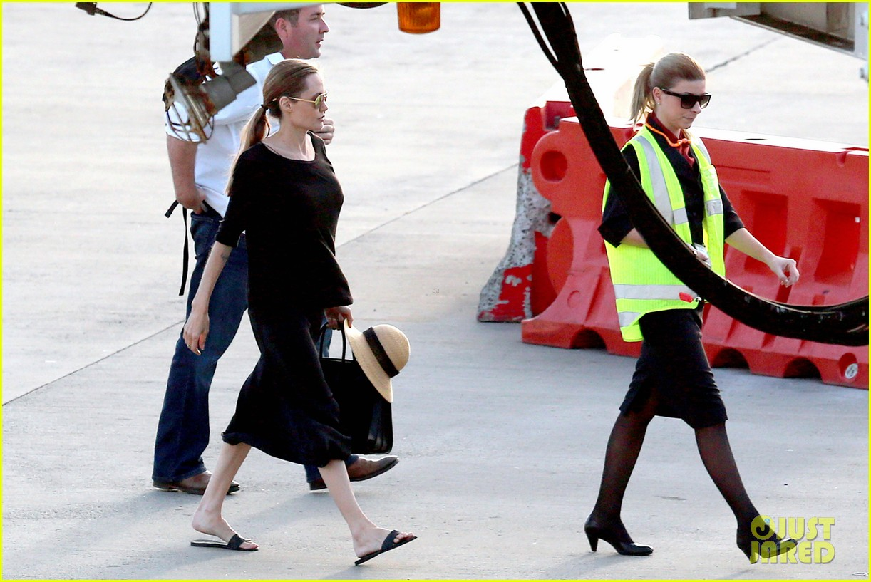 angelina jolie scouts locations for unbroken 132950153