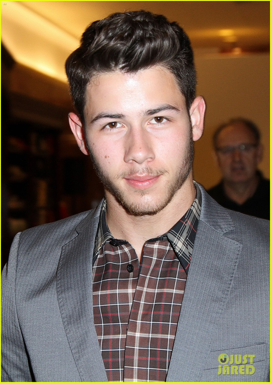 nick jonas connor cruise evening by sherri hill show 062948938