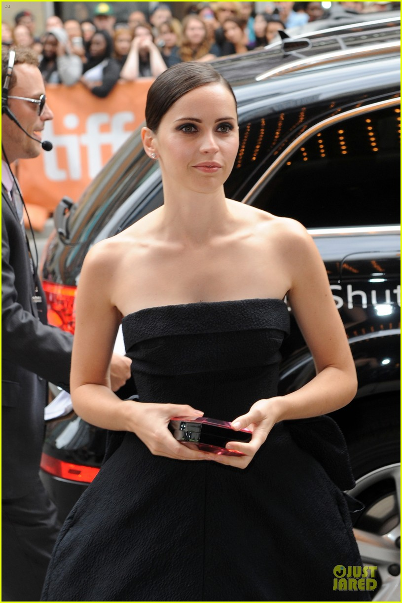 felicity jones ralph fiennes invisible woman tiff premiere 21