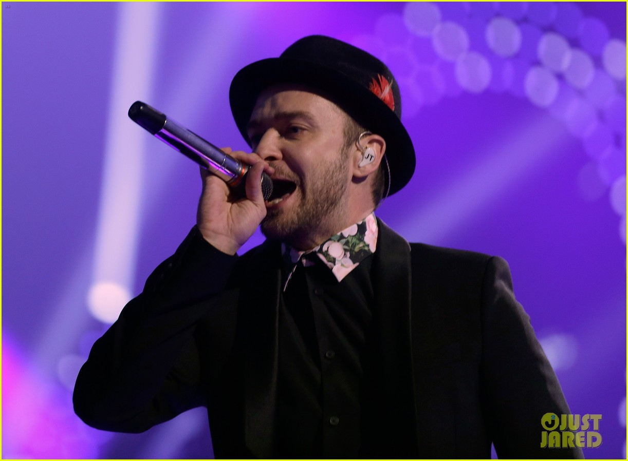 justin timberlake debuts two new songs iheartradio watch 17