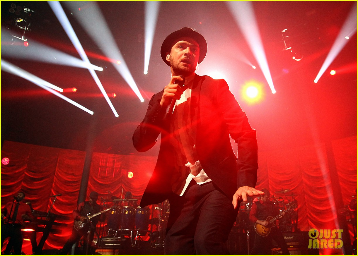 justin timberlake performs itunes music festival 2013 16