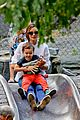 miranda kerr central park fun with flynn 04