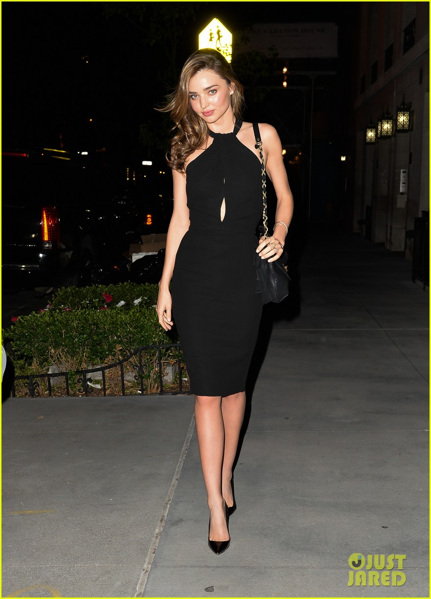 miranda kerr girls night out after family time in central park 022960949