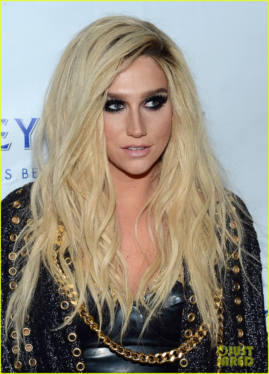 kesha 1 oak nightclub performance in vegas 172942336