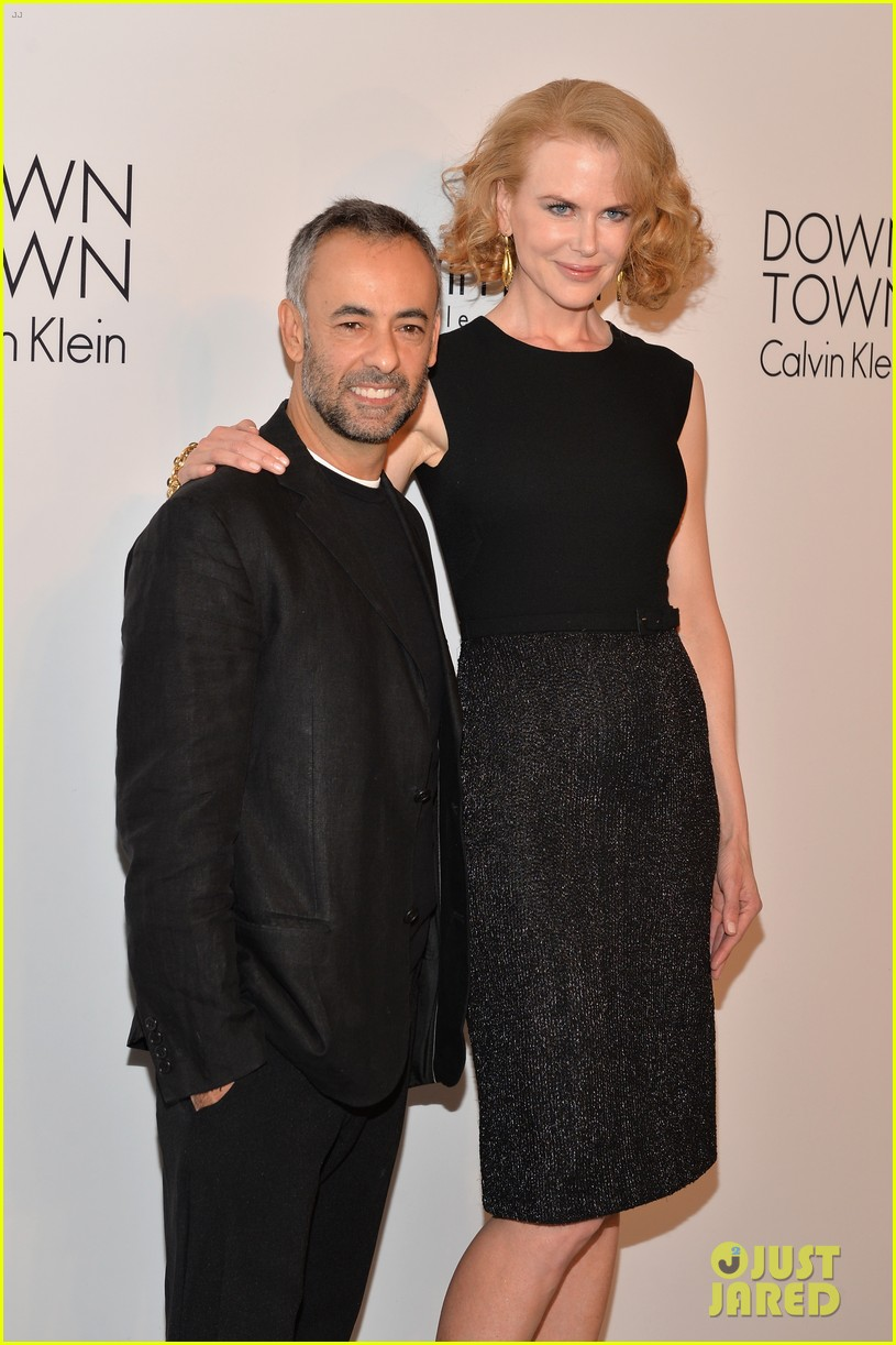 nicole kidman rooney mara calvin klein collection party 102951115