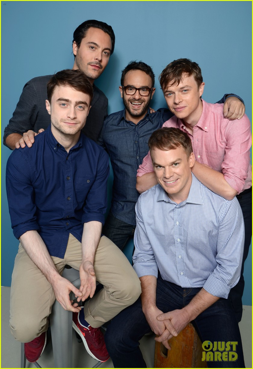 michael c hall daniel radcliffe kill your darlings tiff cast portraits 07