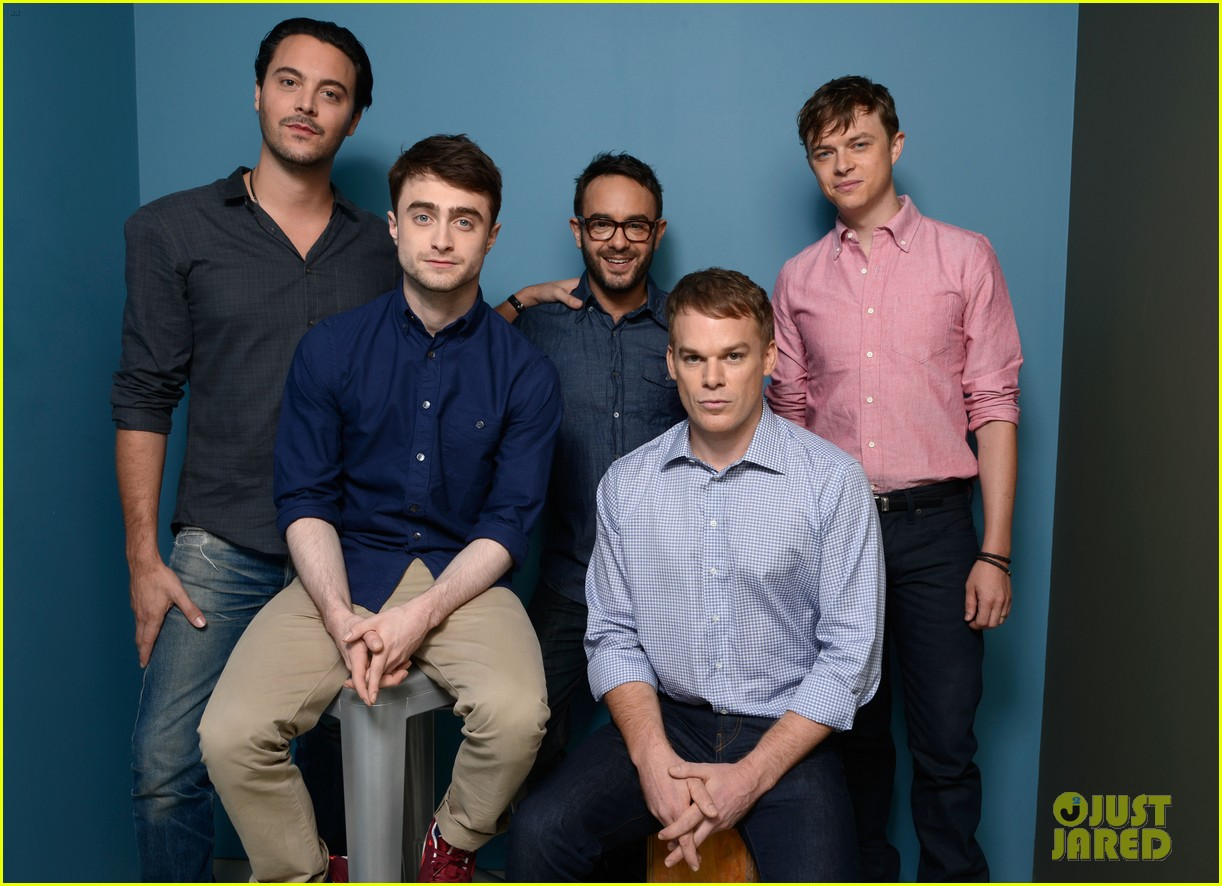 michael c hall daniel radcliffe kill your darlings tiff cast portraits 10