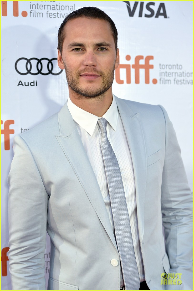 taylor kitsch the grand seduction tiff premiere 022947791