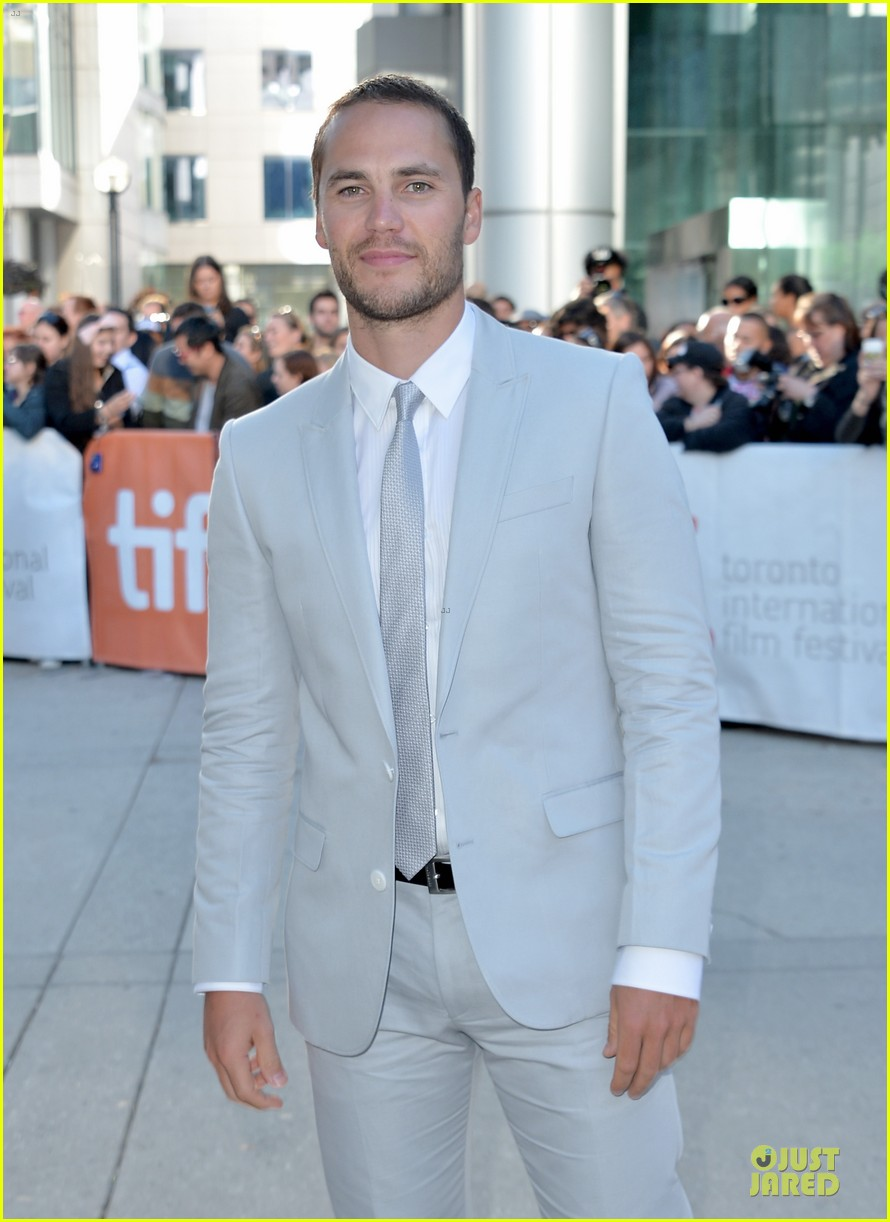 taylor kitsch the grand seduction tiff premiere 15