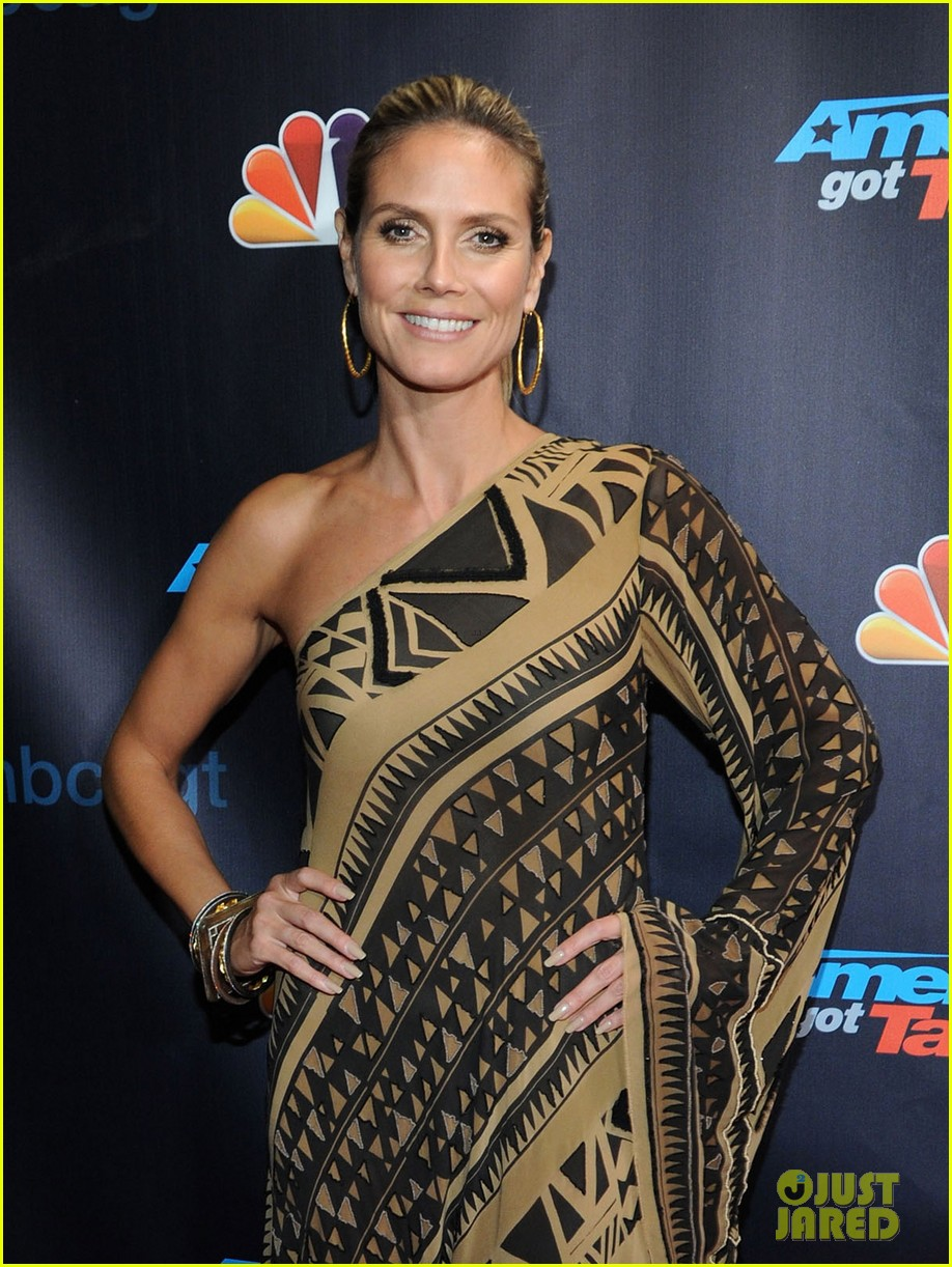 heidi klum americas got talent season finale show 142955222
