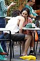 zoe kravitz penn badgley back together in rome 04