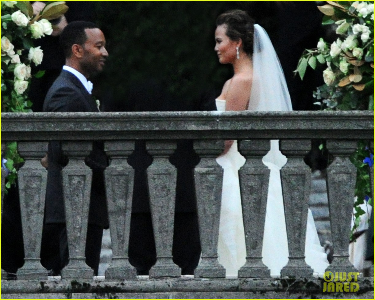 john legend chrissy teigen wedding photos 052952489