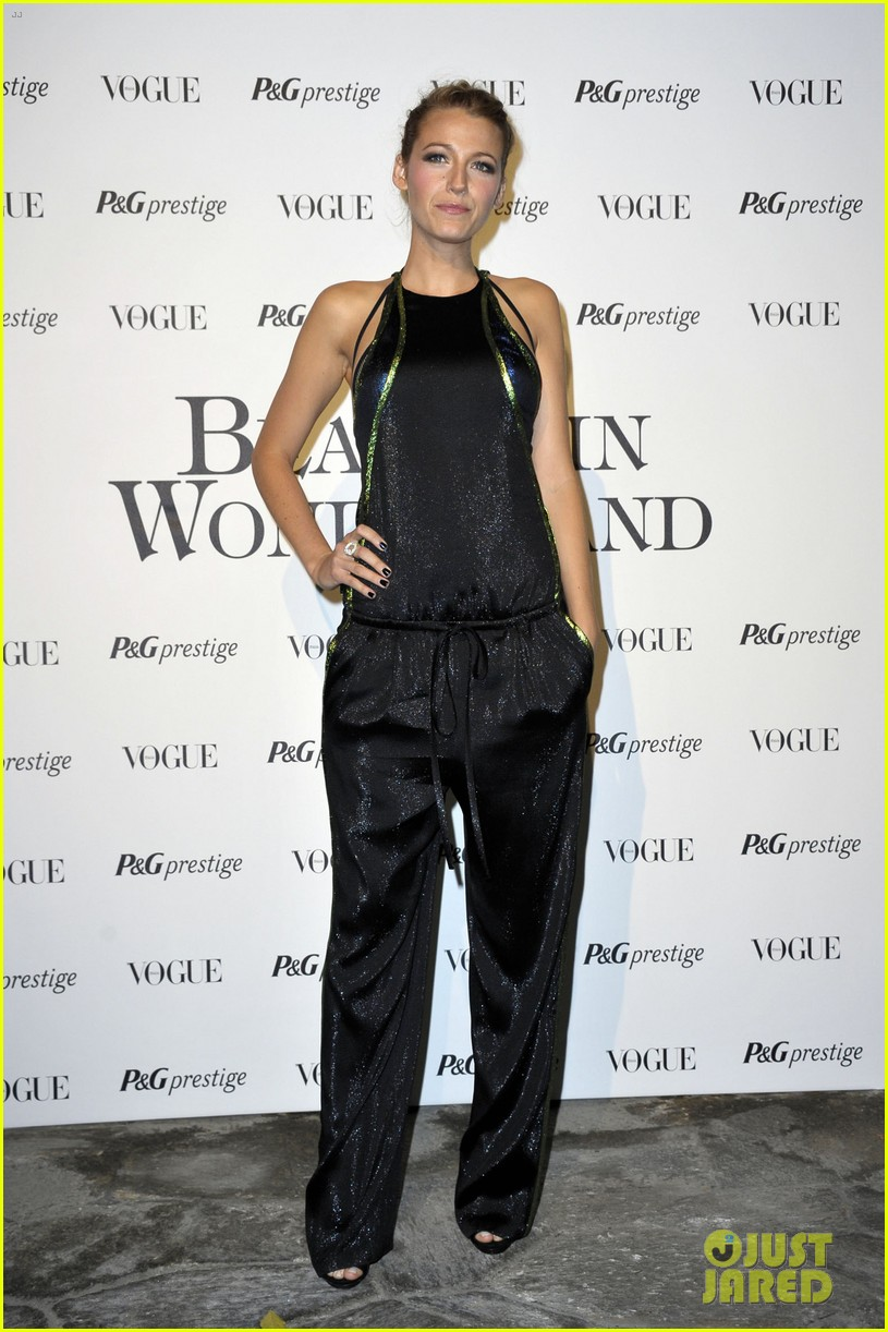 blake lively cate blanchett beauty in wonderland event 012955558